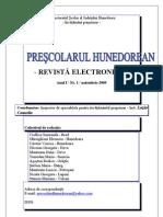 28208701 REVISTA Prescolarul Hunedorean Nr1 1