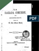 SAGRADA COMUNIÒN - MONSEÑOR SEGUR
