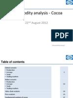 Commodity Analysis Cocoa
