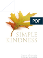 Simple Kindness - Ajahn Candasiri