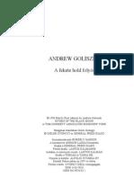 Andrew Goliszek - A fekete hold folyói