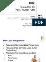 Pengauditan Dan Profesi Akuntan Publik