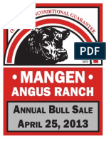 Mangen Angus Ranch