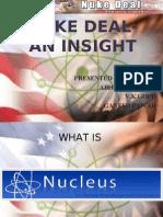 Nuke Deal- india & u s