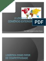 A logística no Comércio Exterior