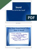 Sound Discourse G