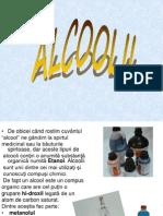 proiect chimie-alcooli