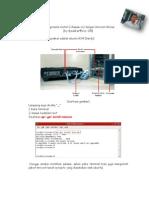 Cara Ngonsole Router Cisco Dengan Minicom