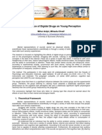 The Influence of Digidal Drugs on Young Perception-Anitei