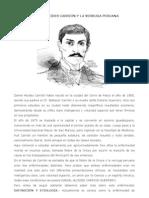 DANIEL ALCIDES CARRIÓN Y LA VERRUGA PERUANA