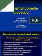85 Tratamentul Comelor diabetice