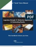 DuPont™ Tyvek® Users Manual