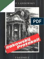 Rakowskij Protokoll (Red Symphony, Rakovsky - Landowsky)