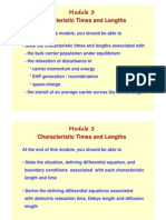 EC3220_DM - Characteristc Times and Lengths