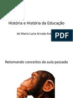 História e História da Educação (2)