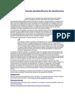Enfoques de valoración paralela_precios de transferencia