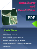Cash Flow and Fund Flow