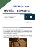 Maquinas - Cnc