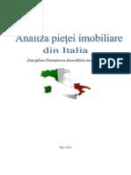 Finantarea Imobiliara Rezidentiala in Italia