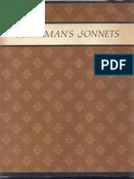 SONNET 34 Van John Berryman in Afrikaans, vertaal deur Pieter Uys.