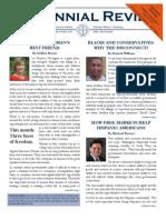 Centennial Review - April 2013
