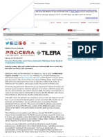 Procera Networks and Tilera Unleash 200Gbps Deep Packet Inspection Solution