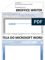 Exercicios de Word e Write