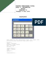 Modul Praktek Pemrograman Visual