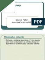 6. POO - Observer Pattern