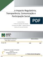 princípios de qualidade regulatória