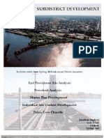 Crook Point Subdistrict Development in East Providence