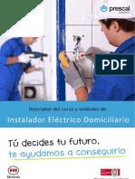 Malla Instalaciones Electricas
