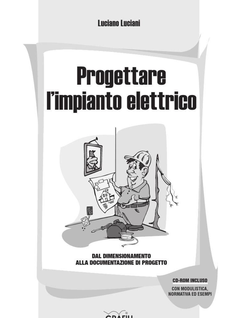 Schema Elettrico Traduzione : Progettare impianti elettrici