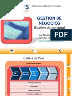 Gestion de Personal en La Empresa Exportadora PDF