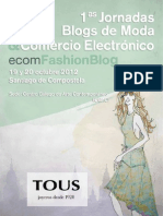 REVISTA ecomFashionBlog - 1as Jornadas Blogs de Moda y Comercio Electronico.pdf