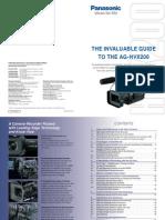 Hvx200 Guide e