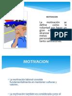 Motivacion Laboral Del Conductor