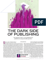 The Dark Side of Publishing