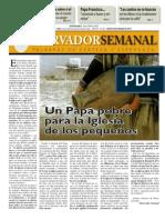 Observador Semanal del 28/03/2013