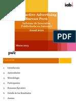 Publicidad Internet Perú