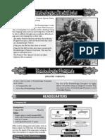 Flames of War - German Brandenburger Kompanie