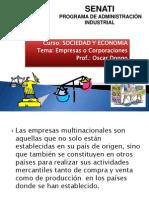 Clase 2 Empresas o Corporaciones Transnacionales