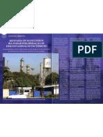 Refinaria de Manguinhos irá passar por operação de descontaminação em terreno