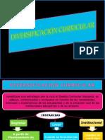 9.1 Diversificacion Curricular