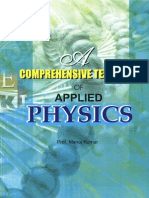 A Comprehensive Text Book of Applied Physics