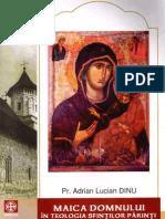 Maica Domnului in Teologia Sfintilor Parinti(Adrian Lucian Dinu)
