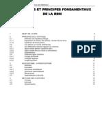 Définitions et principes fondamentaux de la RdM