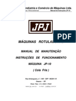 Manual Jp 10 Fria