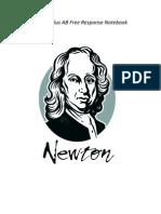Newton Notebook 2