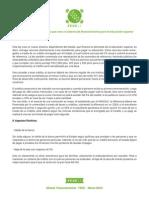 Minuta Ley de Financiamiento - Directiva FEUC 2013